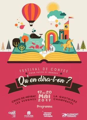 """Résultat de recherche d'images pour """"festival qu'en dira-t-on ? 2017 Clermont Ferrand"""""""